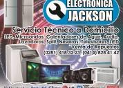 Electronica jackson servicio tecnico a domicilio en  anzoategui