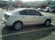 Mazda 3 año 2008.