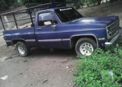 Excelente chevrolet c10 1981 pick up