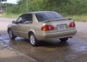 Toyota corolla, 2001, 1.8 gli c/cuero, automatico, contactarse.