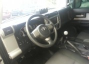 Excelente fj cruiser 2008 sincronico