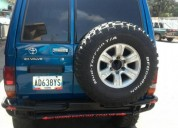 Excelente toyota machito land cruiser año 96