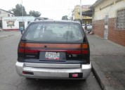 Vendo mitsubishi space wagon