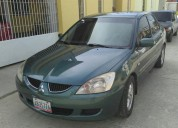 Excelente mitsubishi lancer 2008 impecable