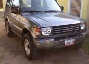 Mitsubishi montero dakar 2002