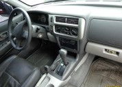 Vendo camioneta mitsubishi sport montero 2004