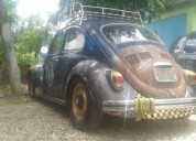 Vendo excelente vw escarabajo rat lokk