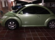 Vendo excelente  new beetle