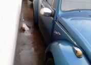Volkswagen escarabajo año 77, contactarse.
