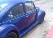 Excelente volskwagen escarabajo azul