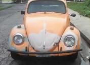 Se vende volkswagen escarabajo, contactarse.