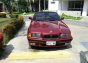 Vendo excelente bmw 325i año 1995 convertible