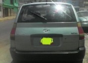 Camioneta hyundai matrix sincronico 2005