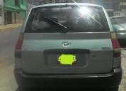 Camioneta hyundai matrix sincronico 2005