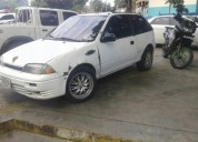 Vendo excelente carro swift