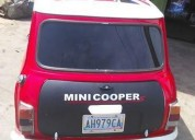 Mini cooper, contactarse.