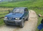 Vendo nissan terrano 2002 turbo diesel 4x4