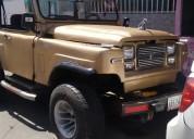 Vendo, cambio jeep, contactarse.