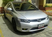 Se vende excelente honda civic ex coupe 2007