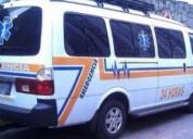 Kia pregio en venta para ambulancia o carga, contactarse.
