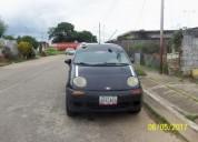 Vendo daewoo matiz año 2001