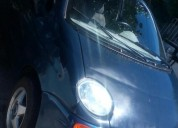 Se vende excelente carro matiz ano 2002