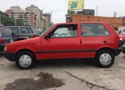Lindo fiat uno young 1995 sincronico