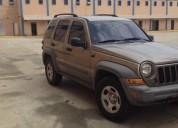Excelente jeep cherokee 2006