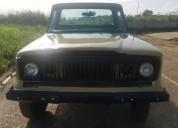 Excelente jeep j4000 edicion chasis largo