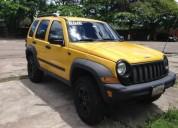 Excelente jeep cherokee liberty