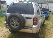 Se vende excelente jeep cherokee liberty año 2007