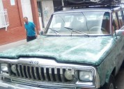 Excelente jeep wagoneer vendoo cambio