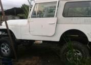 Vendo o cambio jeep cj 7, contactarse