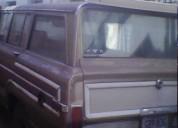 Se vende linda camioneta wagoneer