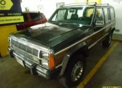 Excelente wagoneer limite 4x4 1989