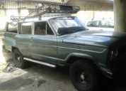 Excelente jeep wagoneer 73