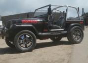 Vendo excelente jeep cj wrangler