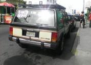 Excelente jeep año 88