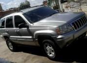 Cambio excelente jeep año 2005 ofrescan