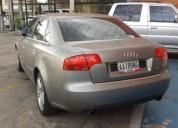 Se vende auidi a4 2008 automático vehículo en perfecto estado.