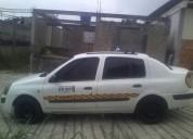 Vendo taxi aveo 2010 automático logan 2008