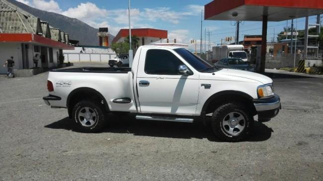 Excelente Ford Fortaleza 2003 4x4