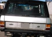 Excelente camioneta land rover 4x4 vendo o cambio por carro pequeño