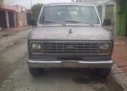 Vendo ford van econoline importada año 88