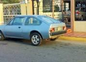 Monza hatch automatico año 1987