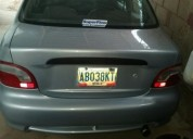 Hyundai accent 2003, impecable!.
