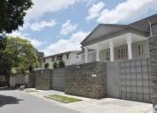 casa en venta en lomas de chuao