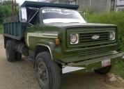 Se vende o se cambia excelente camion volte c60 chevrolet
