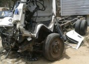 Excelente camion npr 2005 100% reparable