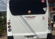 Se vende excelente autobus npr 2013